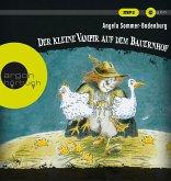 Der kleine Vampir auf dem Bauernhof / Der kleine Vampir Bd.4 (1 MP3-CD)