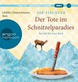Der Tote im Schnitzelparadies / Ein Fall für Arno Bussi Bd.1 (1 MP3-CD)