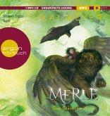 Das Gläserne Wort / Merle-Zyklus Bd.3 (1 MP3-CD)