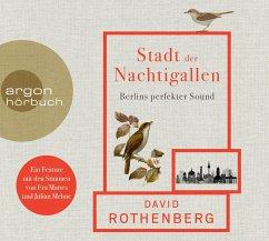 Stadt der Nachtigallen, 1 Audio-CD - Rothenberg, David
