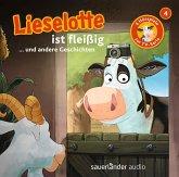 Lieselotte ist fleißig / Lieselotte Filmhörspiele Bd.4 (1 Audio-CD)