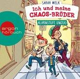 Alarmstufe Umzug / Ich und meine Chaos-Brüder Bd.1 (1 Audio-CD)