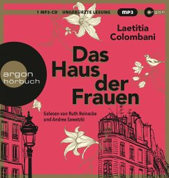 Das Haus der Frauen, 1 MP3-CD - Colombani, Laetitia