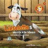 Lieselottes verrückte Ideen / Lieselotte Filmhörspiele Bd.7 (1 Audio-CD)