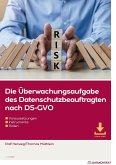 Die Überwachungsaufgabe des Datenschutzbeauftragten nach DS-GVO