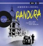 Pandora / Stein und Wuttke Bd.1 (2 MP3-CDs)