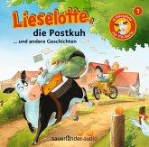Lieselotte, die Postkuh / Lieselotte Filmhörspiele Bd.1 (1 Audio-CD)