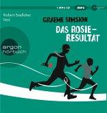 Das Rosie-Resultat / Rosie Bd.3 (1 MP3-CD)