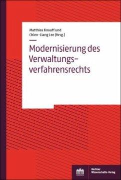 Modernisierung des Verwaltungsverfahrensrechts