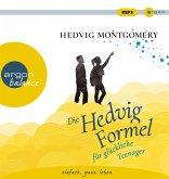 Die Hedvig-Formel für glückliche Teenager / Die Hedvig Formel Bd.5 (1 MP3-CD)