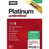 Nero Platinum Unlimited 2021 - 1 PC (Download für Windows)