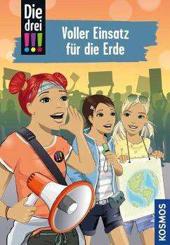 Die drei !!!, 83, Voller Einsatz für die Erde (drei Ausrufezeichen) (eBook, ePUB) - Vogel, Kirsten