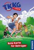 TKKG Junior, 10, Rote Karte für Betrüger (eBook, ePUB)