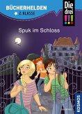 Die drei !!!, Bücherhelden 2. Klasse, Spuk im Schloss (drei Ausrufezeichen) (eBook, PDF)