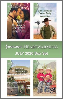 Harlequin Heartwarming July 2020 Box Set (eBook, ePUB) - Webb, Cari Lynn; Riker, Leigh; Watt, Jeannie; Morris, Julianna