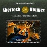 Sherlock Holmes, Die alten Fälle (Reloaded), Fall 52: Wisteria Lodge (MP3-Download)
