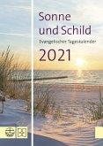 Sonne und Schild 2021 - Buchkalender