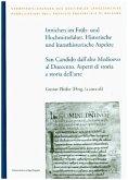 Innichen im Früh- und Hochmittelalter. Historische und kunsthistorische Aspekte / San Candido dall'alto Medioevo al Duec