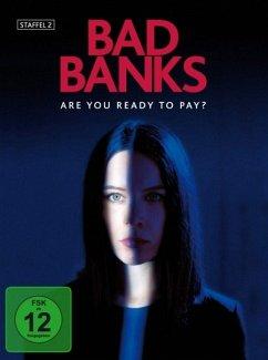 Bad Banks - Die komplette zweite Staffel