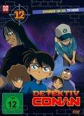 Detektiv Conan - die TV-Serie - 4. Staffel - DVD Box 12 DVD-Box