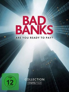 Bad Banks - Collection Staffel 1+2 DVD-Box