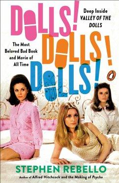 Dolls! Dolls! Dolls! (eBook, ePUB) - Rebello, Stephen