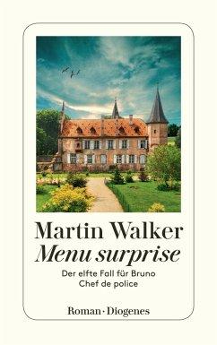 Menu surprise / Bruno, Chef de police Bd.11 - Walker, Martin