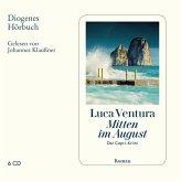 Mitten im August / Capri-Krimi Bd.1 (6 Audio-CDs)