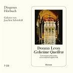 Geheime Quellen / Commissario Brunetti Bd.29 (Audio-CD)