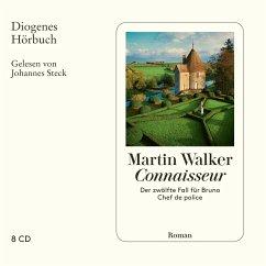 Connaisseur / Bruno, Chef de police Bd.12 (Audio-CD) - Walker, Martin