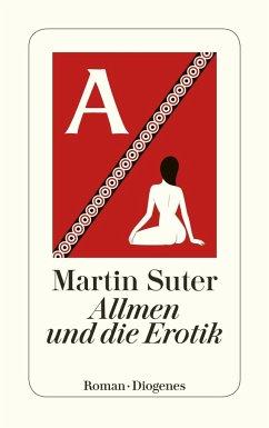Allmen und die Erotik - Suter, Martin