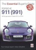 Porsche 911 (991): All First Generation Models 2012 to 2016