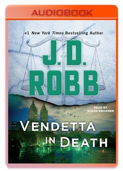 Vendetta in Death: An Eve Dallas Novel (in Death, Book 49) - Robb, J. D.