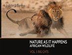 Nature As It Happens African Wildlife: Vol. 2: Big Cats