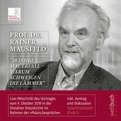 Prof. Dr. Rainer Mausfeld: