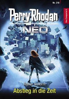 Abstieg in die Zeit / Perry Rhodan - Neo Bd.218