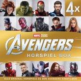 MARVEL Avengers - The Avengers Hörspiel-Box (MP3-Download)