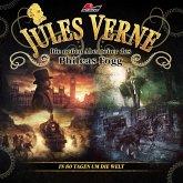 Jules Verne, Die neuen Abenteuer des Phileas Fogg, In 80 Tagen um die Welt (MP3-Download)