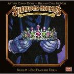 Sherlock Holmes - Die geheimen Fälle des Meisterdetektivs, Folge 39: Eine Frage des Teers (MP3-Download)