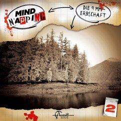 MindNapping, Folge 2: Die 9mm-Erbschaft (MP3-Download) - Weber, Raimon