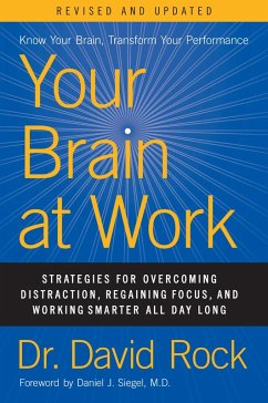 Your Brain at Work, Revised and Updated (eBook, ePUB) - Rock, David