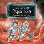 Der kleine Major Tom. Hörspiel 6: Abenteuer auf dem Mars (MP3-Download)
