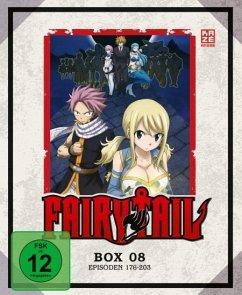 Fairy Tail - TV-Serie - Blu-ray-Box 8 (Episoden 176-203) (3 Blu-rays)