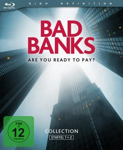 Bad Banks - Collection Staffel 1+2 BLU-RAY Box