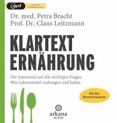 Klartext: Ernährung, 1 MP3-CD - Bracht, Petra;Leitzmann, Claus