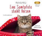 Eine Samtpfote stiehlt Herzen / Samtpfoten Bd.2 (1 Audio-CD)