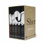 Sherlock Holmes - Die Romane, 5 Bde.