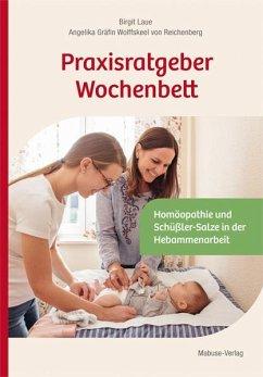 Praxisratgeber Wochenbett - Laue, Birgit;Wolffskeel von Reichenberg, Angelika Gräfin