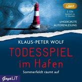 Todesspiel im Hafen / Dr. Sommerfeldt Bd.3 (2 MP3-CDs)