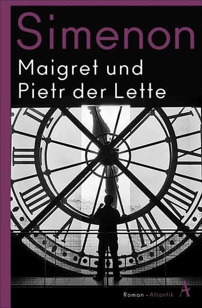 Maigret und Pietr der Lette / Kommissar Maigret Bd.1